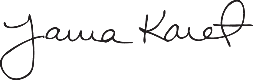 Laura Karet Signature