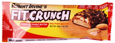 FITCRUNCH® Peanut Butter Protein Bar