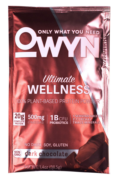 OWYN™ Plant Based Protein Powder
