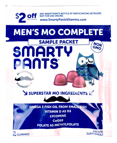 Smarty Pants® Men's Complete Vitamin