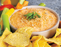 Slow Cooker Shrimp-Jalapeño Popper Dip