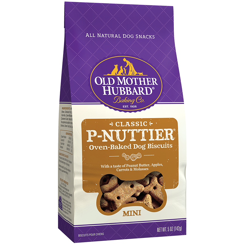 Old Mother Hubbard Crunchy All-Natural Dog Treats