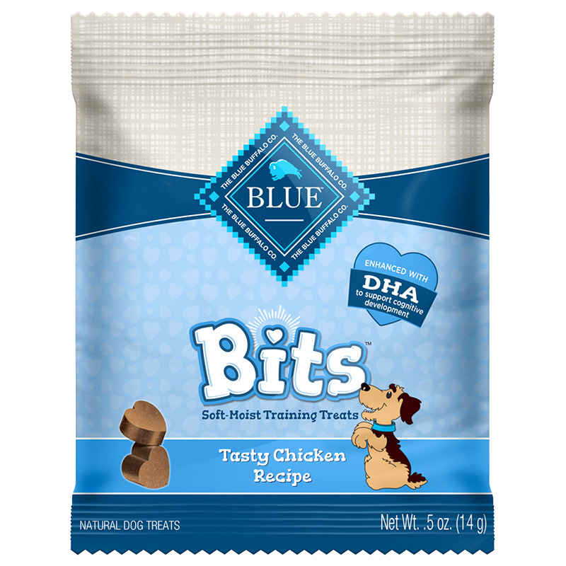 Blue Bits® Soft-Moist Training Treats